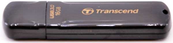 Transcend JetFlash 700 USB 30 16GB Front