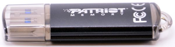 Patriot Supersonic Pulse USB 30 16GB Back