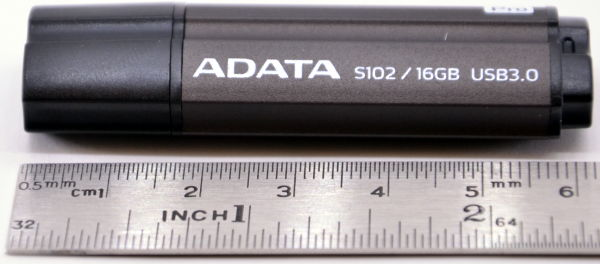 Adata S102 Pro USB 30 16GB Length Ruler