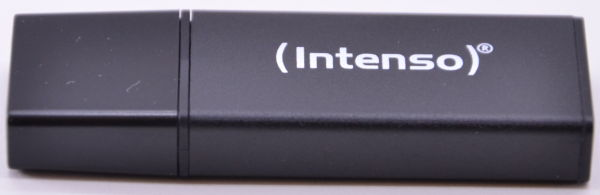 Intenso Speed Line USB 30 16GB Front