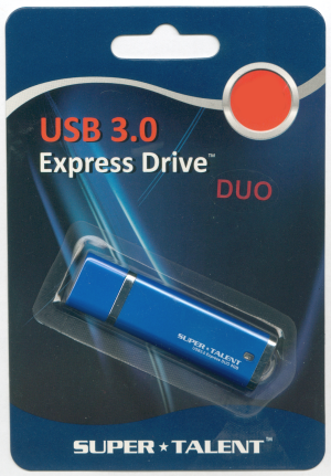 Super Talent Express DUO USB 30 16GB Box Front