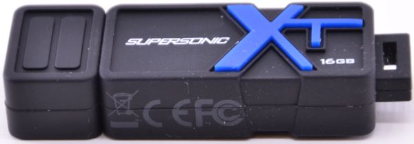 Patriot Supersonic Boost XT USB 30 16GB Back