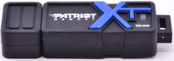 Patriot Supersonic Boost XT USB 30 16GB Front