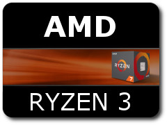 UserBenchmark: AMD Ryzen 3 2200G vs 5 2400G