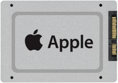 UserBenchmark: Apple SM0256F 251GB